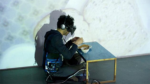 Realidad virtual: Un artista británico experimentará 28 días la vida de otra persona