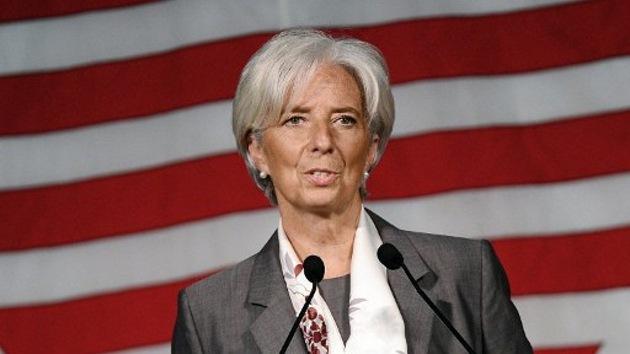 """La directora del FMI: """"Me apenan más los niños de Níger que la gente en Atenas"""""""