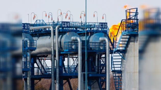Rusia incrementó la extracción de gas en enero-octubre