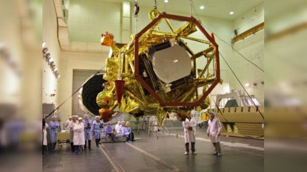 200 kilos de la sonda rusa Fobos-Grunt caerán a la Tierra a mediados de enero