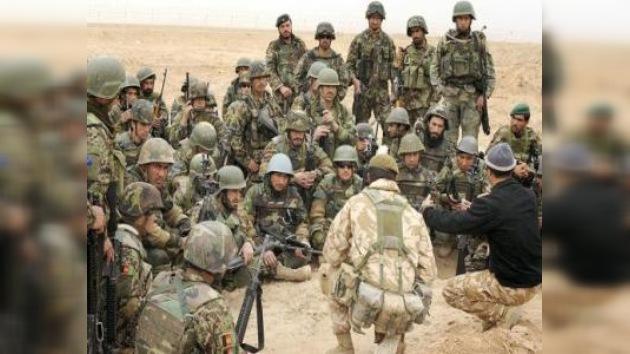 La OTAN inicia el ataque a gran escala sobre el Sur de Afganistán
