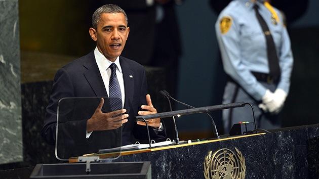 """Obama: """"EE.UU. hará lo que tenga que hacer para evitar que Irán obtenga el arma nuclear"""""""