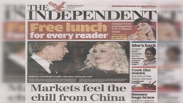 Lebedev verifica la legitimidad de su transacción con The Independent
