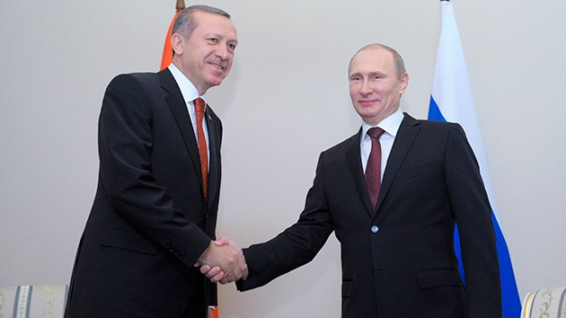 """El acuerdo de gas ruso-turco """"puede arruinar al imperio anglo-americano"""""""
