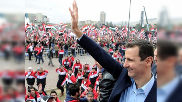 Al Assad empieza a retirar las tropas de las ciudades sirias