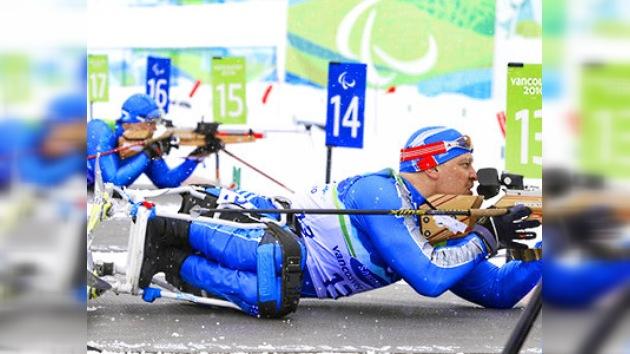 Los biatletas rusos ganan 8 medallas paralímpicas el primer día de Juegos