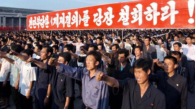 """""""El mundo debería estar preocupado por un posible error de cálculo de Corea del Norte"""""""