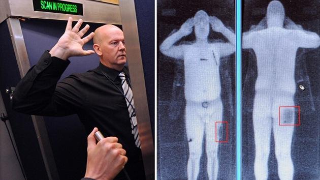"""Exagente de EE.UU.: """"Los guardias se burlan de imágenes de rayos X de los pasajeros"""""""