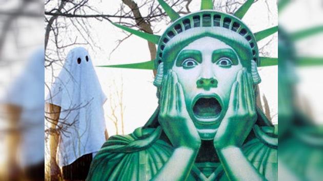 El 18% de los estadounidenses afirma haber visto o 'sentido' fantasmas