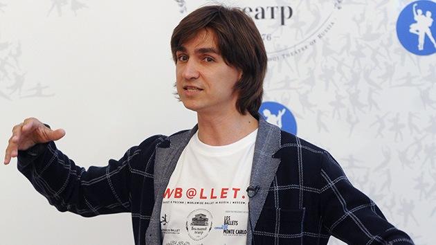 Agresión al director artístico del Bolshói
