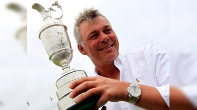 Darren Clarke conquista su primer 'grande' al imponerse en el British Open
