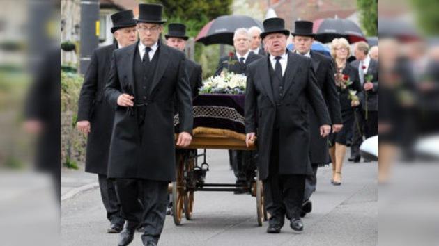 Entierran en Inglaterra a un asesino que sirvió como material didáctico en la Universidad