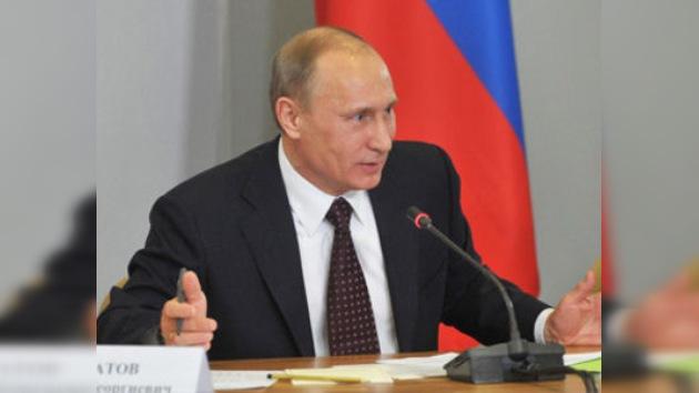 Putin: Rusia no renunciará al armamento nuclear de forma unilateral