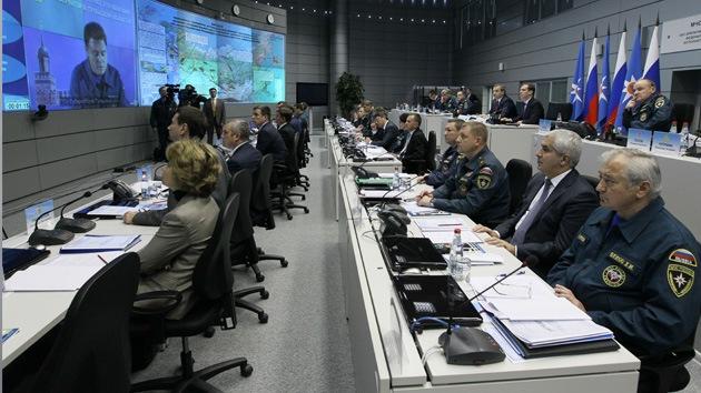 Rusia construye un nuevo cuartel general por si estalla una guerra o un desastre global