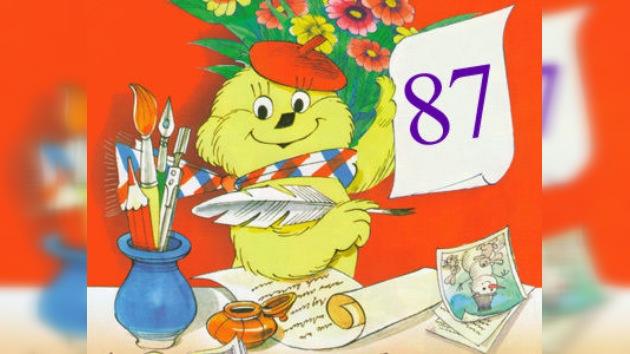 La revista rusa para niños Murzilka, la más longeva del mundo