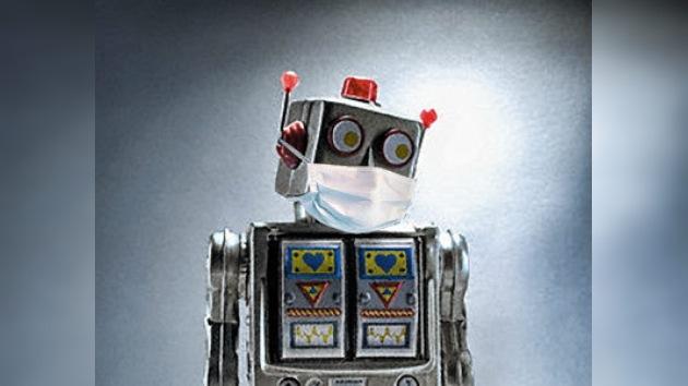 Realizan una cirugía cardíaca con un brazo robótico manejado a distancia
