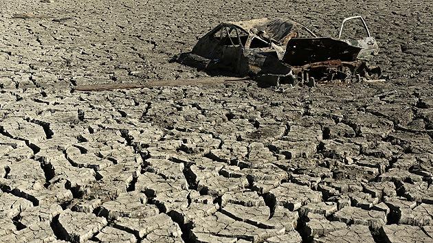 La sequía sin precedentes en California altera los ecosistemas
