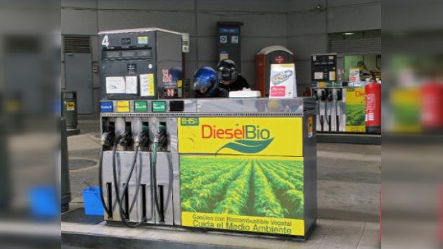 EE. UU. apoya la producción de biocombustibles