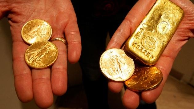"""""""Antes del 2015 explotará la burbuja del oro, causando la muerte del dinero"""""""