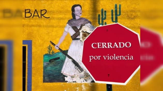 Una ciudad mexicana cierra sus bares por los ataques del crimen organizado
