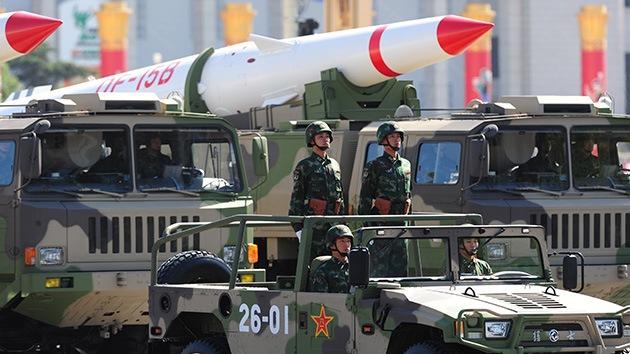 Los saudíes compran misiles chinos con capacidad nuclear