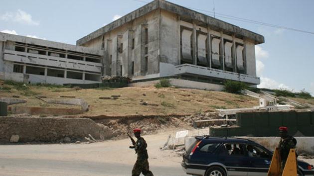 Explosión en la capital somalí