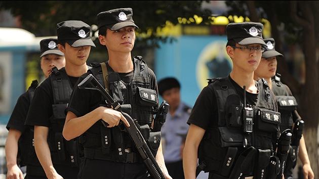 China: Al menos 16 personas mueren en enfrentamientos entre Policía y manifestantes