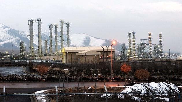 Irán está a punto de terminar la construcción de una planta productora de agua pesada