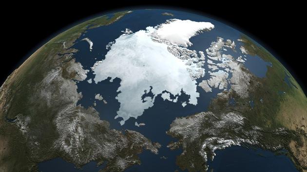 El Ártico perdió en 2012 una superficie de hielo del tamaño de la India