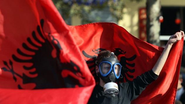 Albania se niega a aceptar armas químicas de Siria