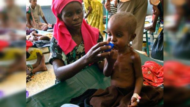 Declaran la hambruna en otras tres regiones somalíes