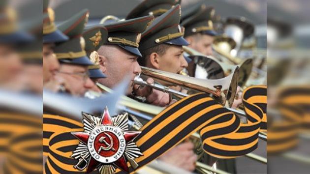 El 9 de mayo Moscú acogerá el festival intenacional de música de viento