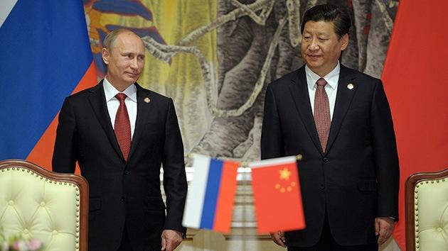 Putin llega a Pekín con las relaciones comerciales ruso-chinas a toda máquina