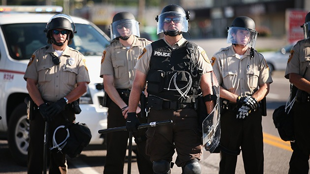 ¿Ferguson o Irak?: Fotos que evidencian la militarización de la Policía de EE.UU.