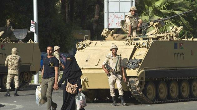EE.UU. concede a Egipto 1.500 millones de dólares en ayuda militar para 2014-2015