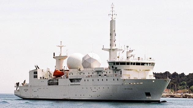 Cazas rusos supervisarán buques de la OTAN en el mar Negro