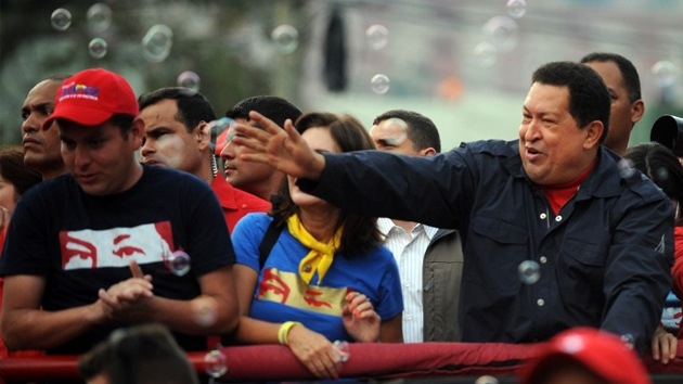 Occidente intensifica la guerra mediática contra Chávez