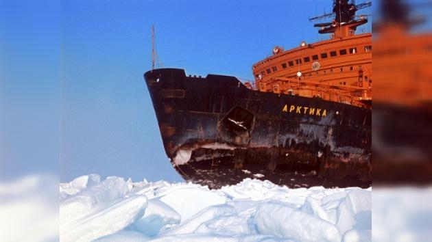 Rusia envía una expedición al Océano Ártico para investigar su plataforma