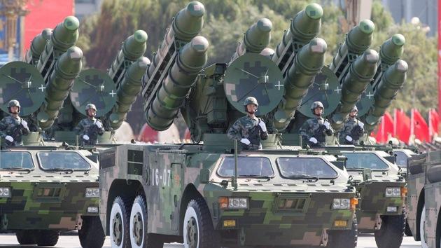 Militarización del espacio: China podría haber probado un nuevo misil antisatélite