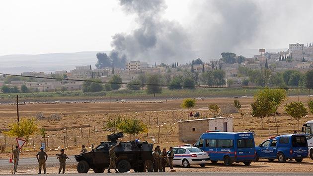 """Milicia kurda: """"Los ataques aéreos contra el Estado Islámico no son efectivos"""""""