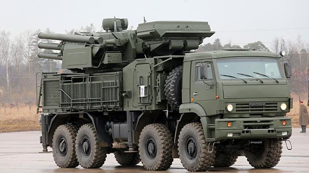 Brasil se protegerá con complejos antiaéreos rusos