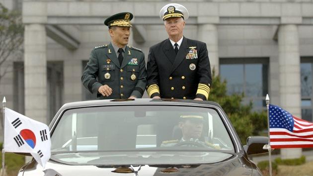 """Seúl y Washington inician ejercicios militares conjuntos para """"disuadir"""" a Pionyang"""