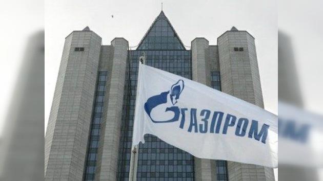 Gazprom sigue siendo la compañía rusa más valiosa en bolsa