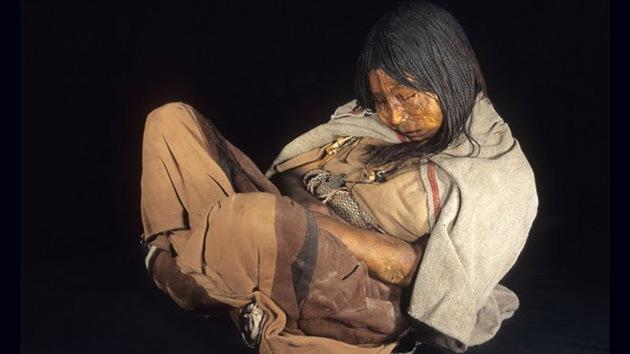 Hojas de coca y alcohol: El 'cóctel sacrificial' de las momias incas, al descubierto