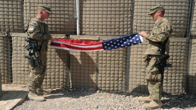 La guerra en Afganistán costó la vida a 2.000 soldados de EE.UU.