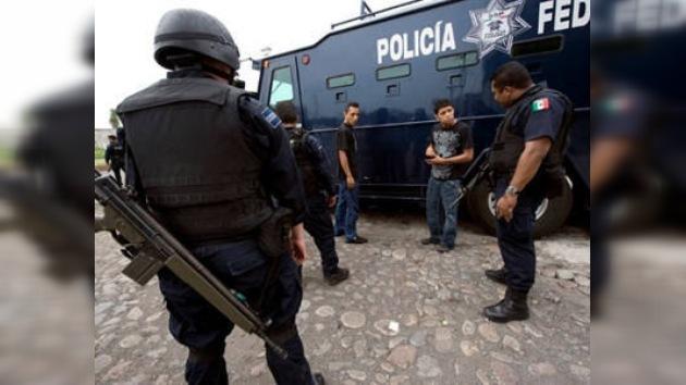 En México ha sido capturado Arcos Martínez, capo de la Familia Michoacana