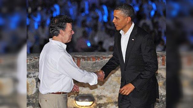 Obama en la Cumbre: la despenalización no es la solución en la lucha antidrogas