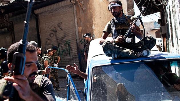Siria: Rebeldes llevan a cabo secuestros masivos de cristianos