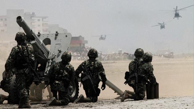 Armada de México autorizada a participar en ejercicios en EE.UU.