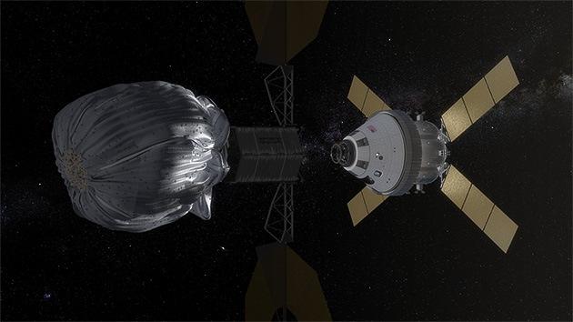La NASA publica un informe sobre su concurso de 'caza de asteroides'